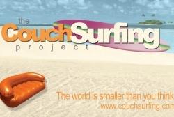 Couchsurfing ganha cada vez mais adeptos