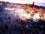 Lua de Mel das arabias: Marrakech